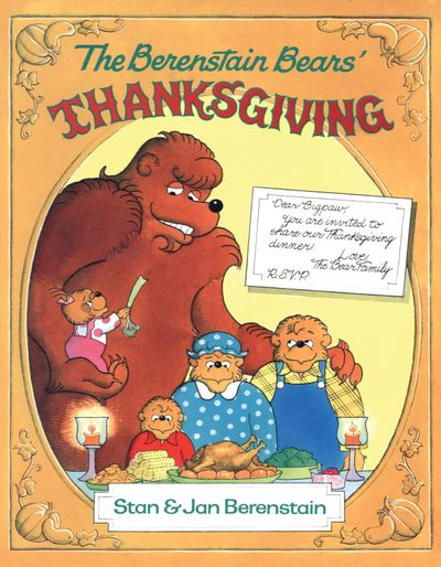 Buy The Berenstain Bears' Thanksgiving at Amazon