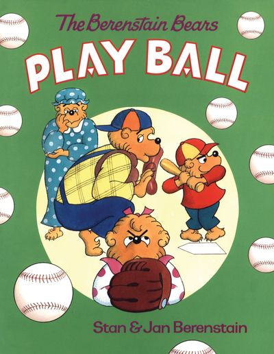 Buy The Berenstain Bears Play Ball at Amazon