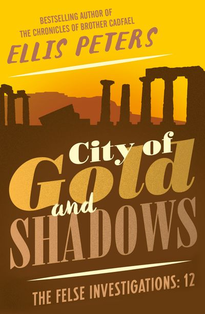 Buy City of Gold and Shadows at Amazon
