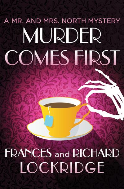 Buy Murder Comes First at Amazon