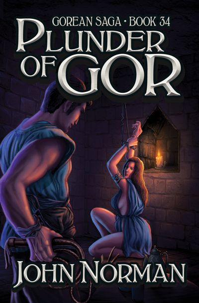 Buy Plunder of Gor at Amazon