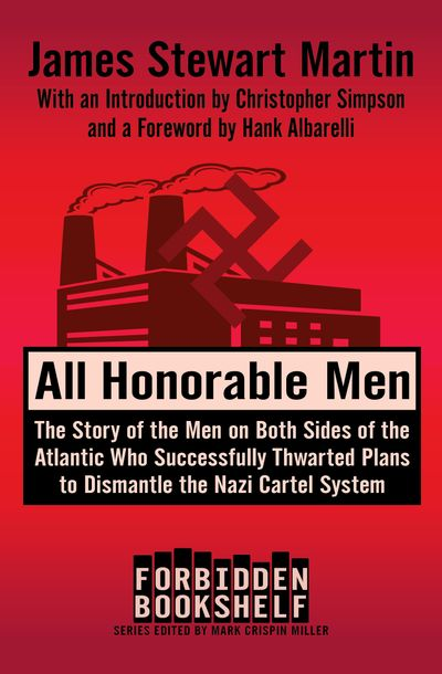 Buy All Honorable Men at Amazon