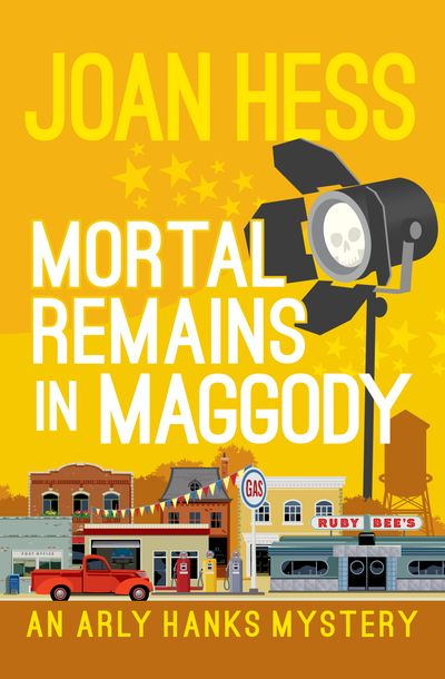 Buy Mortal Remains in Maggody at Amazon