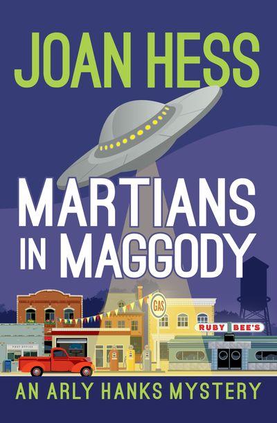 Buy Martians in Maggody at Amazon
