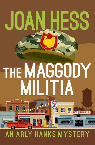 Buy The Maggody Militia at Amazon