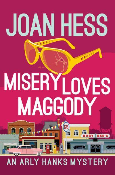 Buy Misery Loves Maggody at Amazon