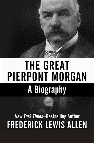 Buy The Great Pierpont Morgan at Amazon