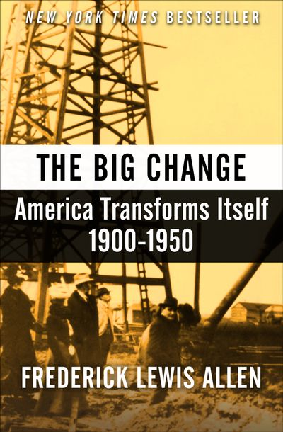 Buy The Big Change at Amazon