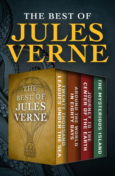 Buy The Best of Jules Verne at Amazon