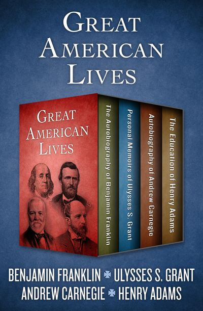 Buy Great American Lives at Amazon