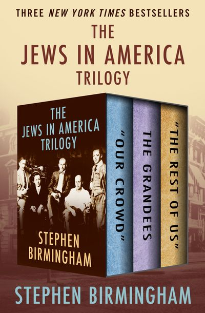 Buy The Jews in America Trilogy at Amazon