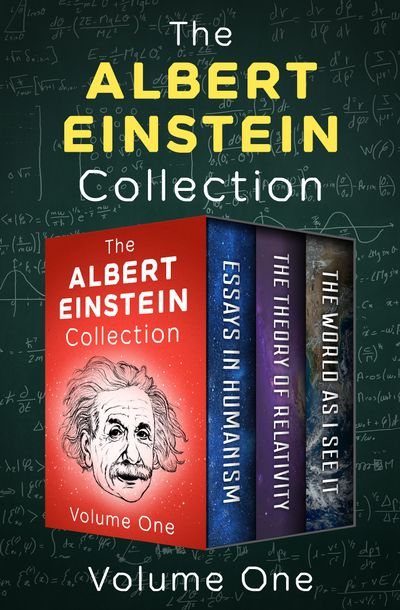 Buy The Albert Einstein Collection Volume One at Amazon