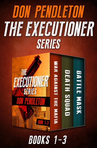 Buy The Executioner Series Books 1–3 at Amazon