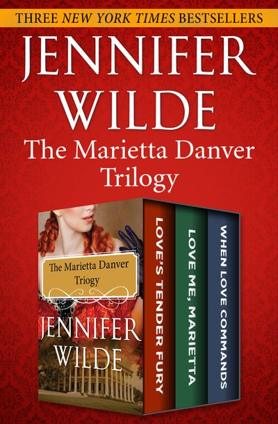 Buy The Marietta Danver Trilogy at Amazon