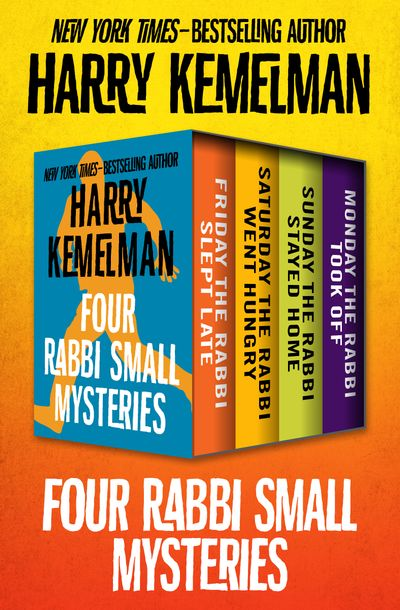 Buy Four Rabbi Small Mysteries at Amazon
