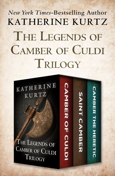 Buy The Legends of Camber of Culdi Trilogy at Amazon