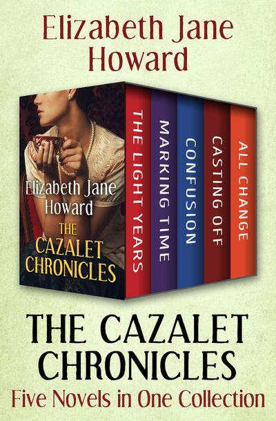 Buy The Cazalet Chronicles at Amazon