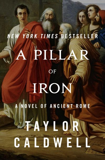 Buy A Pillar of Iron at Amazon