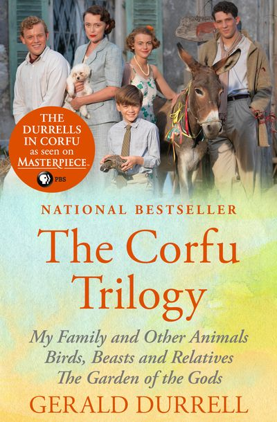 Buy The Corfu Trilogy at Amazon