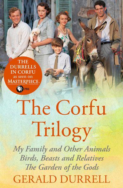 Buy The Corfu Trilogy at Amazon