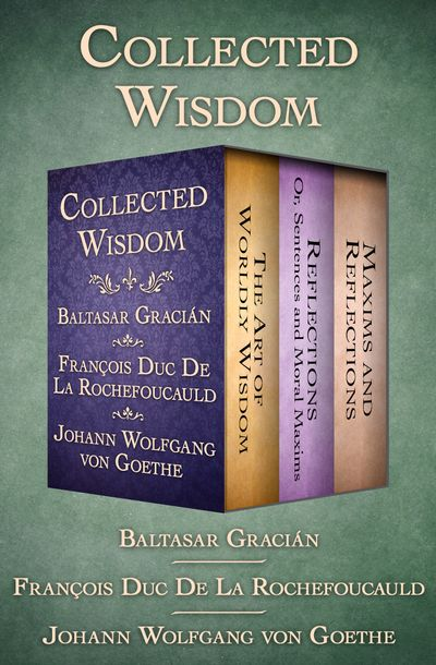 Buy Collected Wisdom at Amazon