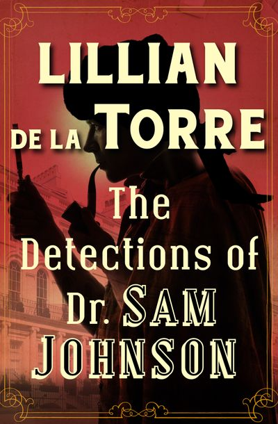 Buy The Detections of Dr. Sam Johnson at Amazon