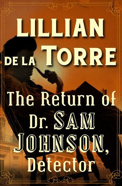 Buy The Return of Dr. Sam Johnson, Detector at Amazon