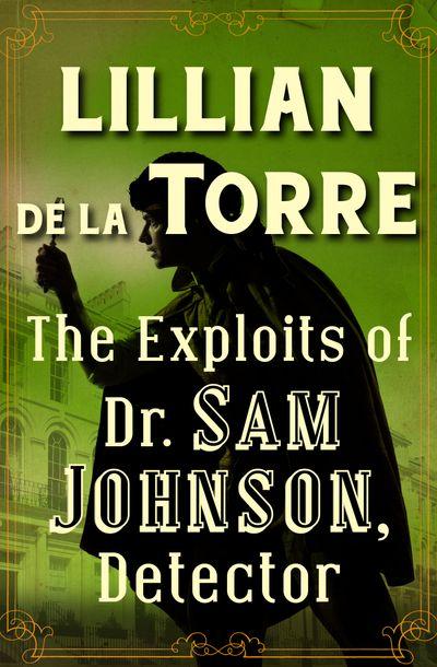 Buy The Exploits of Dr. Sam Johnson, Detector at Amazon