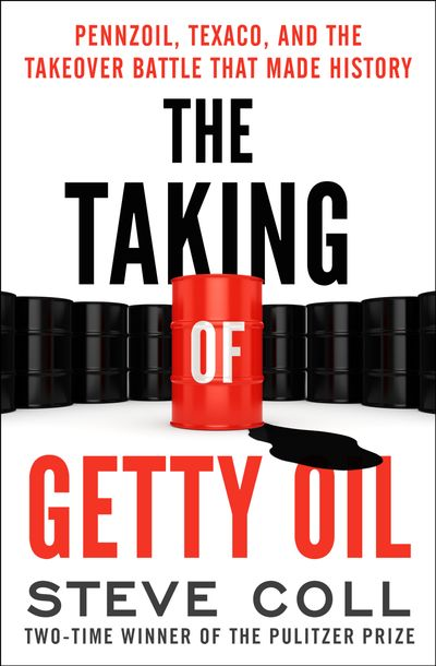 Buy The Taking of Getty Oil at Amazon