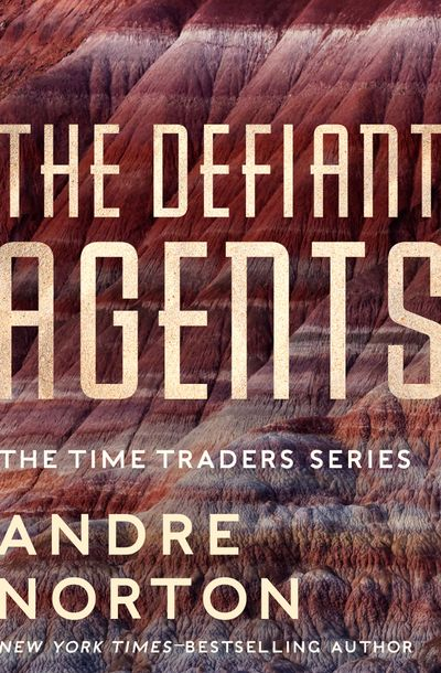 Buy The Defiant Agents at Amazon