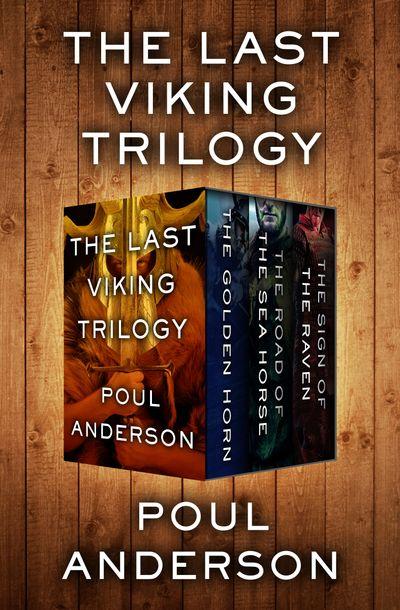 Buy The Last Viking Trilogy at Amazon