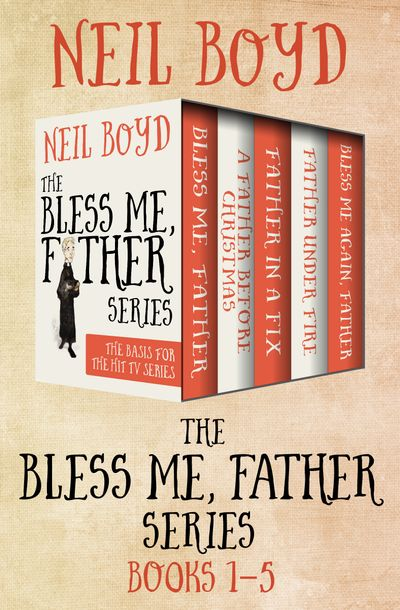 Buy The Bless Me, Father Series Books 1–5 at Amazon