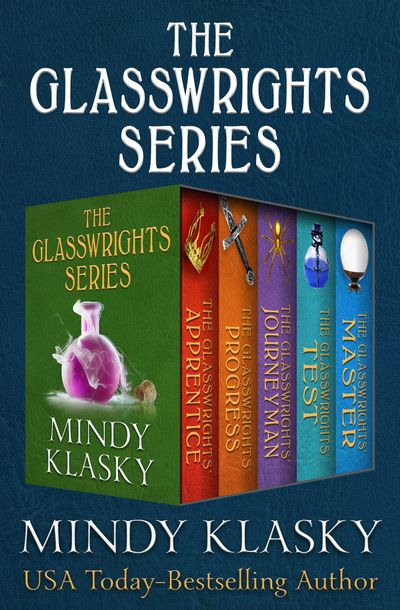 Buy The Glasswrights Series at Amazon
