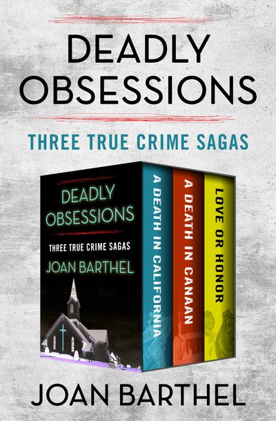 Buy Deadly Obsessions at Amazon
