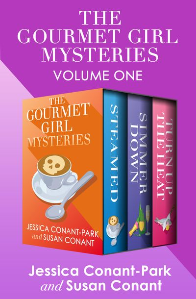 Buy The Gourmet Girl Mysteries Volume One at Amazon