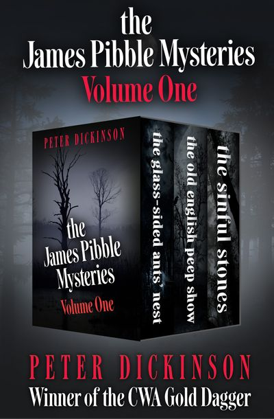 Buy The James Pibble Mysteries Volume One at Amazon