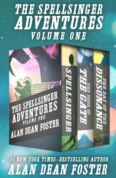 Buy The Spellsinger Adventures Volume One at Amazon