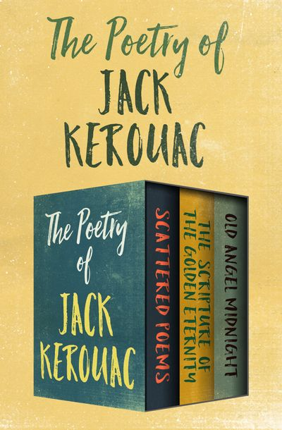 Buy The Poetry of Jack Kerouac at Amazon