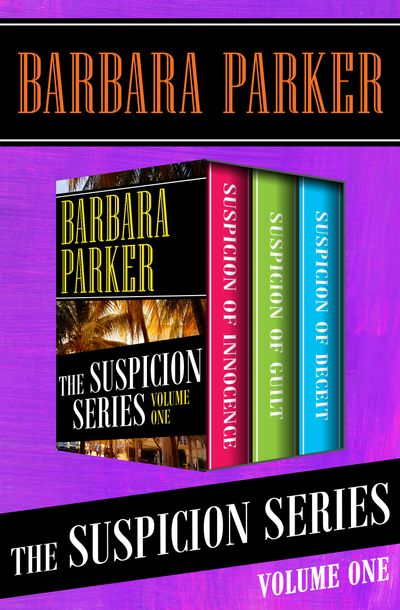 Buy The Suspicion Series Volume One at Amazon