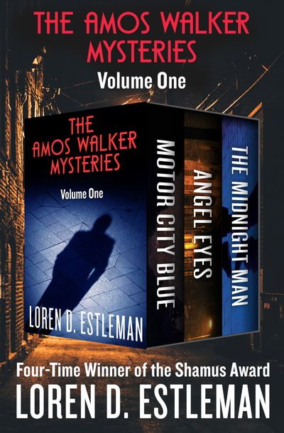 Buy The Amos Walker Mysteries Volume One at Amazon