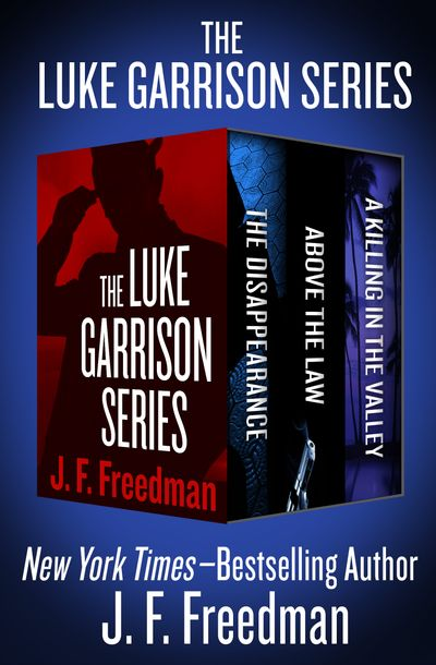 Buy The Luke Garrison Series at Amazon