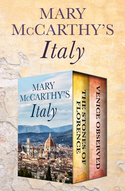 Buy Mary McCarthy's Italy at Amazon