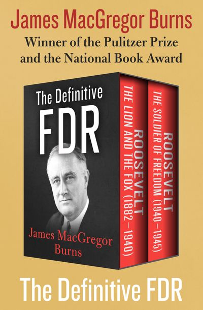 Buy The Definitive FDR at Amazon