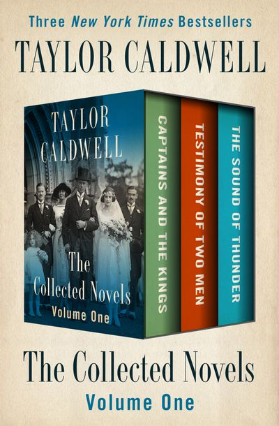 The Collected Novels Volume One