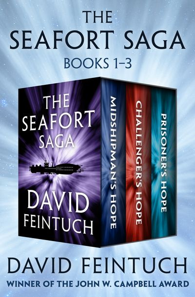 Buy The Seafort Saga Books 1–3 at Amazon