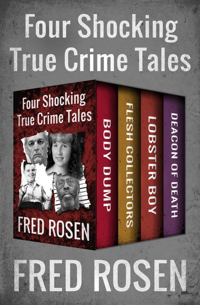 Buy Four Shocking True Crime Tales at Amazon