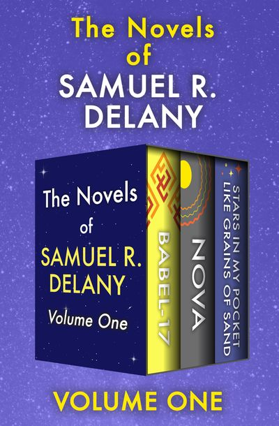 Buy The Novels of Samuel R. Delany Volume One at Amazon