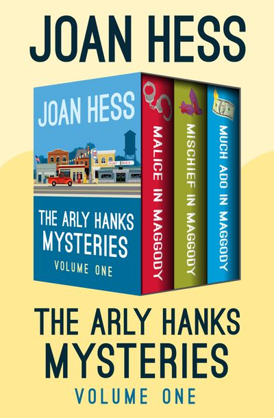 Buy The Arly Hanks Mysteries Volume One at Amazon
