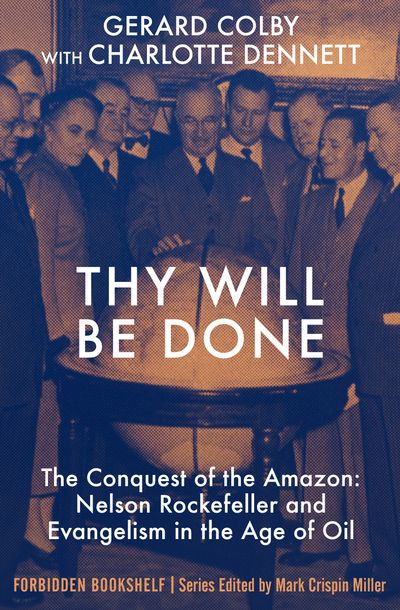 Buy Thy Will Be Done at Amazon