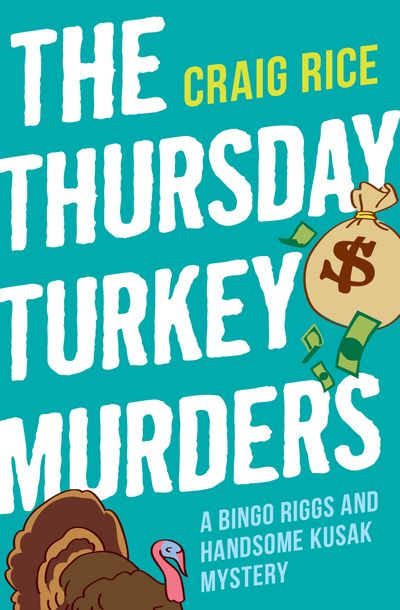 Buy The Thursday Turkey Murders at Amazon